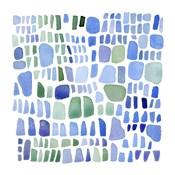 Series Sea Glass No. IV