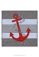 Nautical Graphic III