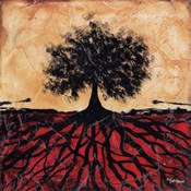 Tree with Roots I