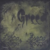 The Seven Deadly Sins - Greed
