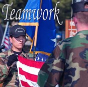 Teamwork Affirmation Detail