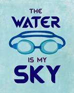 The Water is My Sky