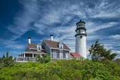 Spring at Cape Cod Light