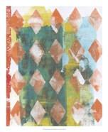Harlequin Abstract III