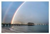 Rainbows at Hanalei