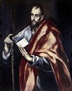 Apostle Saint Paul, 1602-05