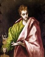 Apostle Saint John the Evangelist