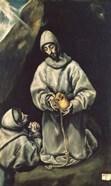 Saint Francis of Assisi 1600