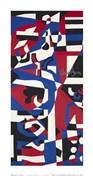 Composition Concrete (Study for Mural), 1957-1960