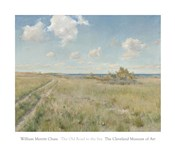 The Old Road to the Sea, c. 1893