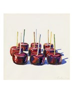Nine Jelly Apples, 1964