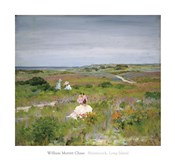 Landscape: Shinnecock, Long Island, ca. 1896
