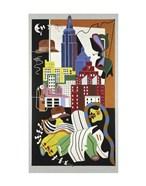 New York Mural, 1932
