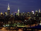 Midtown Manhattan at Night 1