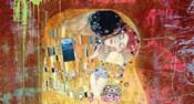Klimt's Kiss 2.0 (detail)