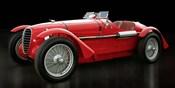 Vintage Italian Race Car