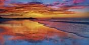 Sunset, North Island, New Zealand