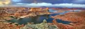 Alstrom Point at Lake Powell, Utah, USA