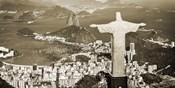Overlooking Rio de Janeiro, Brazil