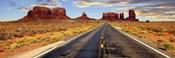 Road to Monument Valley, Arizona