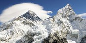 Mount Everest (detail)
