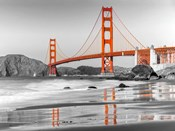 Baker Beach and Golden Gate Bridge, San Francisco 1