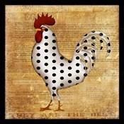 Chicken Polka Dot