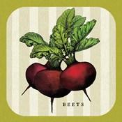 Linen Vegetable I