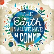 The Earth is All We Have