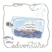 Ship in a Bottle Adventure
