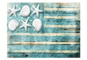Coastal American Flag