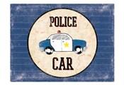 Police Car Blues