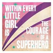 Superhero Girl Mate