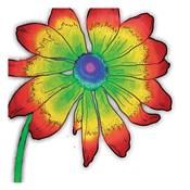 Bright Fun Time Flower Mate