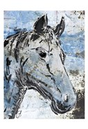 Sketched Rustic Horse