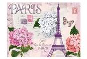 Paris in Lavendar