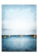 Seaview Painted Sailboats