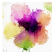 Watercolor Floral I