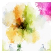 Watercolor Floral II