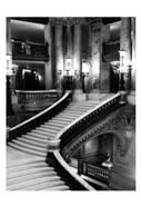 BW Grand Stairs