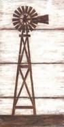 Farmhouse Windmill I