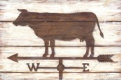 Farmhouse Cow