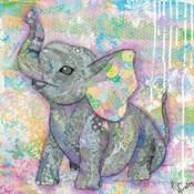 Sweet Baby Elephant II