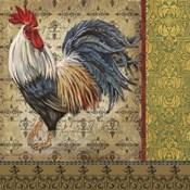 Vintage Rooster I