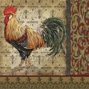 Vintage Rooster II