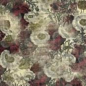 Floral Boquet Scripty Collage