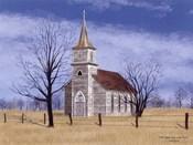 Little Church House On The Prairie