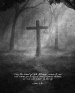 John 6:35 I am the Bread of Life (Cross)