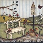 A Garden Restores The Soul