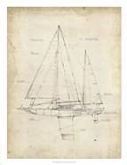 Sailboat Blueprint IV